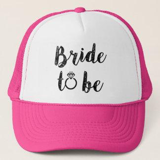 Bride to be trucker hat