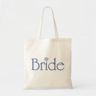 Bride totebag canvas bag