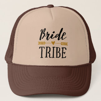 Bride Tribe -1-2 Trucker Hat