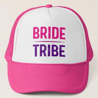 Bride Tribe Bachelorette Party Trucker Hat
