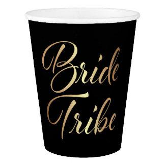 Bride Tribe Bridesmaid cups