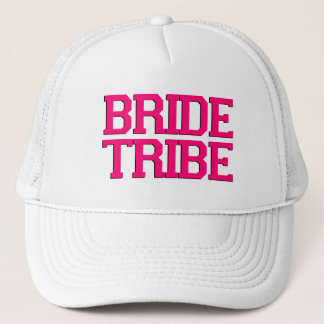 Bride tribe Bridesmaid trucker hat
