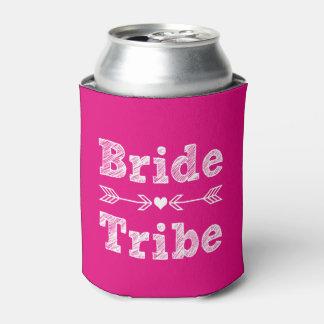 Bride Tribe Bridesmaid women's Can Cooler