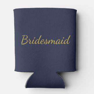 Bride Tribe Can Cooler