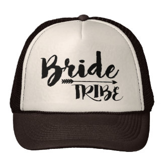 Bride Tribe Hat