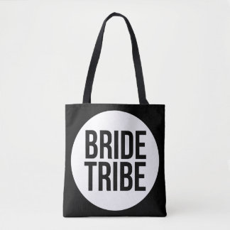 Bride Tribe Hen Totes Bag