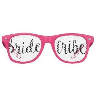 Bride tribe party shades