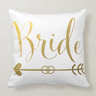 Bride Tribe Pillow