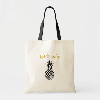 Bride Tribe Pineapple Tote