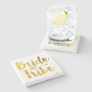 Bride Tribe Stone Coaster
