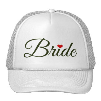 """Bride"" Trucker Hat"