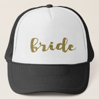 Bride Trucker Hat Wedding Bachelorette Hat