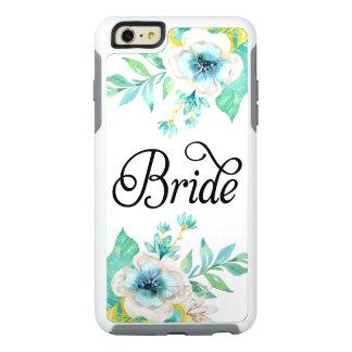 Bride Vintage Floral Otterbox iPhone 6/6s Case