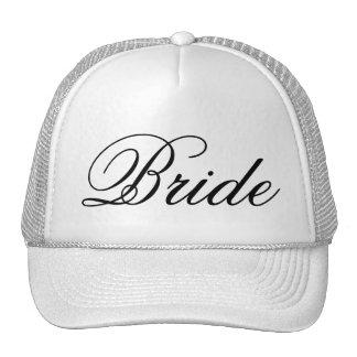 Bride Wedding Trucker's Hat