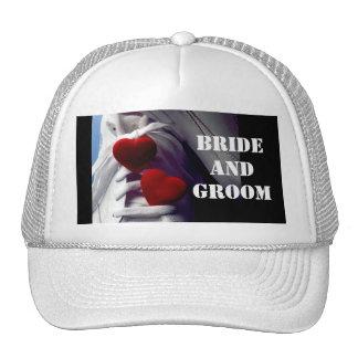 BrideandGroom Trucker Hat