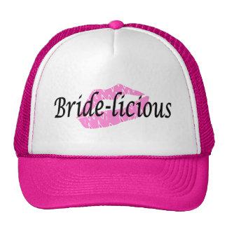Bridelious (Lips) Trucker Hat