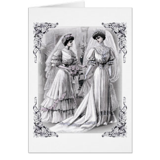 Brides - Card (Customize)