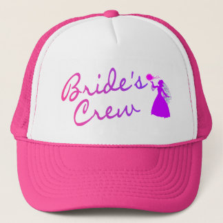 Brides Crew (Bride) Trucker Hat