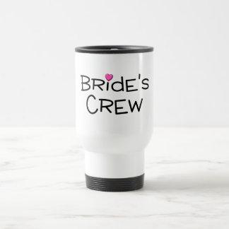 Brides Crew Stainless Steel Travel Mug