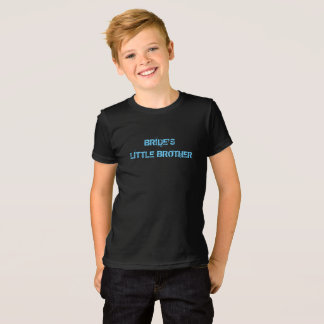 Bride's little brother tshirt