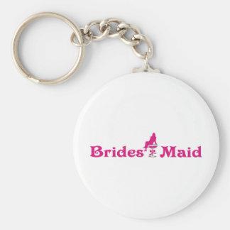 Brides Maid Keychain