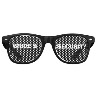 Bride's Security Party Eye Glasses Party Sunglasses