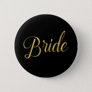Bride's Squad Matching Bride Pin