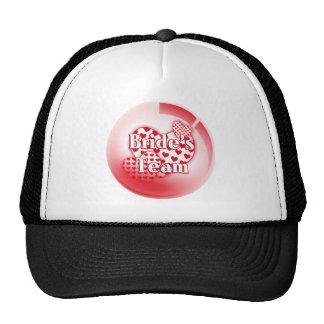 Brides Team Hat / Cap