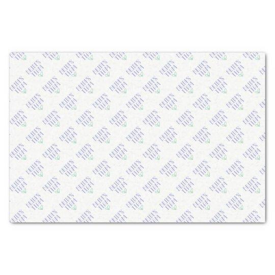 Bride's Team Tissue Paper