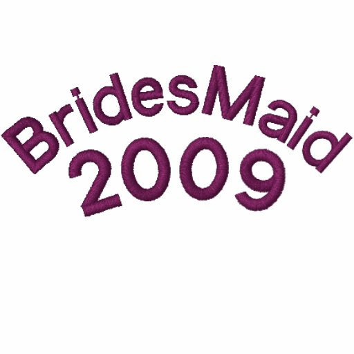 Bride'sMaid 2009 - Customized