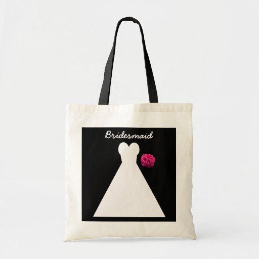 Bridesmaid Bag -- Bridal Gown