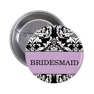 Bridesmaid Button