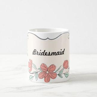 Bridesmaid Classic mug