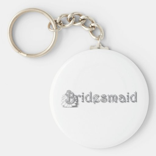 ♥ Bridesmaid  ♥Fun for Bachlorette Party, Shower♥ Key Chains