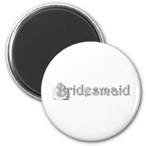 ♥ Bridesmaid  ♥Fun for Bachlorette Party, Shower♥ Refrigerator Magnets