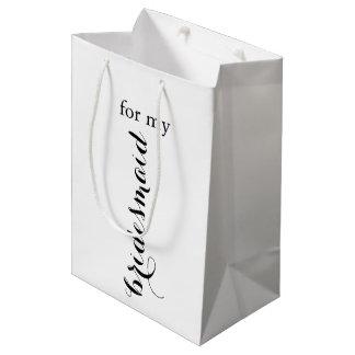 Bridesmaid Gift Bag
