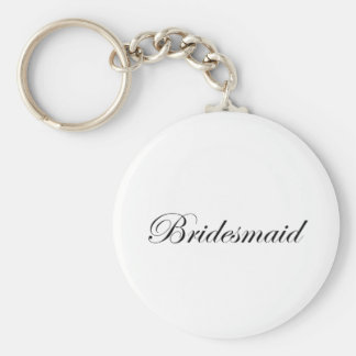 Bridesmaid Keychain