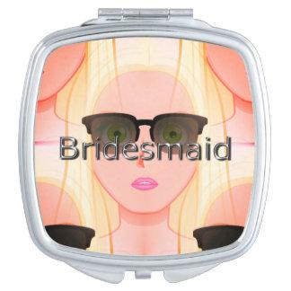 Bridesmaid-Mod-Angel(c)Multi- Shapes Travel Mirror