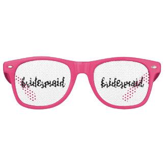 Bridesmaid Retro Sunglasses