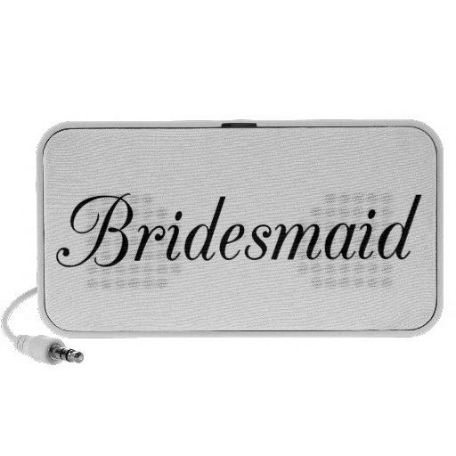 Bridesmaid Speaker System