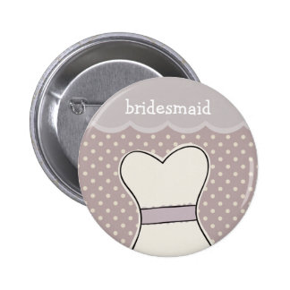 Browse the Bridesmaid Buttons Collection and personalize by color, design, or style.