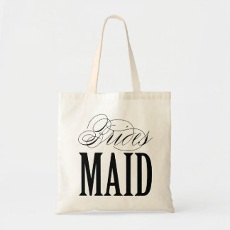 BRIDESMAID | WEDDING TOTE BAG