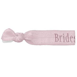 Bridesmaids hair tie