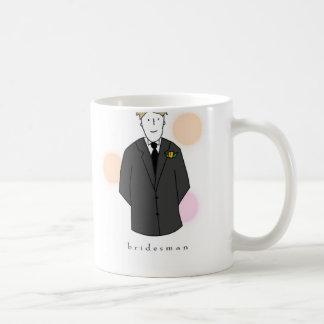 Bridesman Coffee Mug
