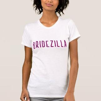 bridezilla ladies t T-Shirt