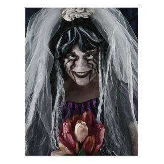 Bridezilla Postcard