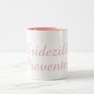 Bridezilla Preventer Two-Tone 11 OZ Coffee Mug