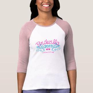 Bridezilla shirt - choose style & color