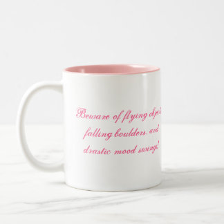 Bridezilla Two-Tone Coffee Mug
