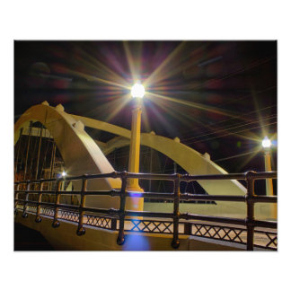 "Bridge 20"" x 16"" Print Photograph"